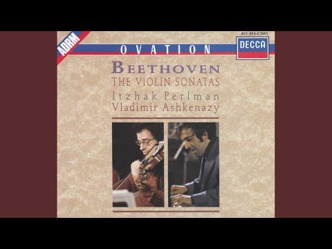 ludwig van beethoven violin sonata no 10 in g major op 96 ii adagio espressivo