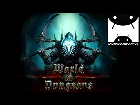 World of Dungeons Android GamePlay Trailer (By HeroCraft Ltd)
