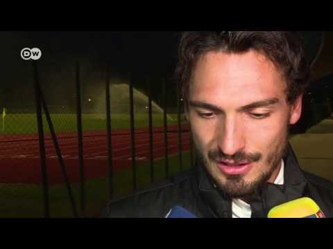 Germany stars Hummels, Höwedes & Hector on Trump's election win
