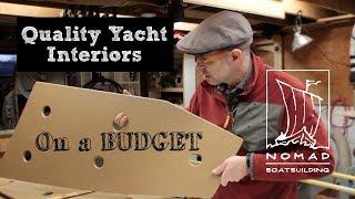 ⚓️ NOMAD - Yacht interior on a budget.