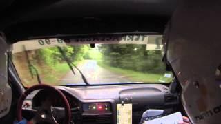 Rallye Plaine et cimes 2015 - ES3 - GanzerSportAuto
