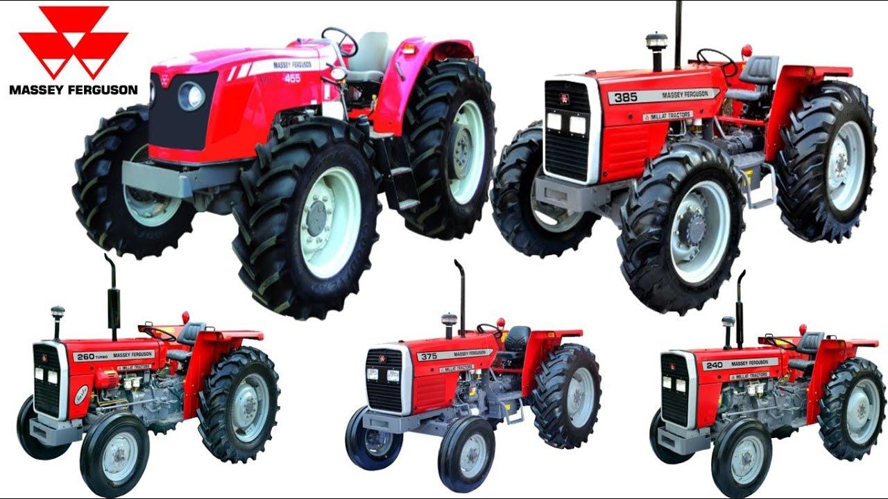 Massey Ferguson Tractors Prices 2017