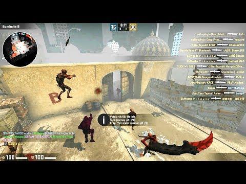 CS:GO - Zombie Escape / Survival Mod - de_dust2 - SteamGamers