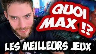 LES MEILLEURS JEUX DE L'ANNÉE ! - QUOI MAX !? #02