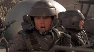 Бой за Форт Пост 2/2. Звёздный десант
