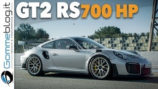 Porsche GT2 RS 2018: 700 HP and 340 Km/h TOP SPEED. Most INSANE 911 Performance Car Ever