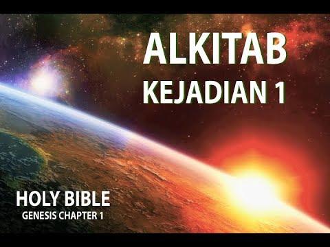 Holy Bible Bahasa Indonesia New Indonesian Translation Genesis 1