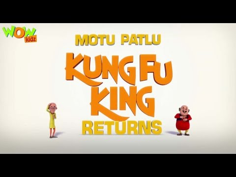 Motu Patlu Kungfu king Returns - Promo