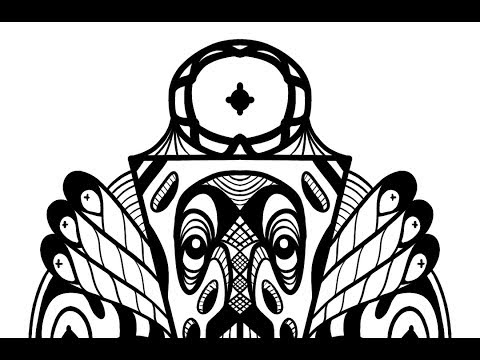 Abstract Line Art Timelapse