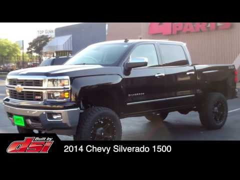 Rough Country s 2014 Chevy GMC 1500 4WD 2 5 Suspension
