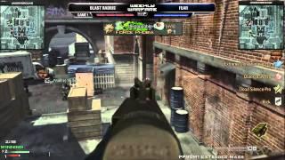 Weekly Warfare - Week 2 - Fear vs Blast Radius - Game 1