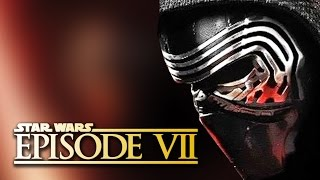 Star Wars News: Episode 7 (VII) The Force Awakens Kylo Ren New Details & New ATAT in Korea Trailer