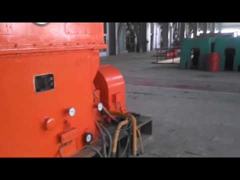 Self-excited Synchronous Generator(with Pilot Excitor)-Rotated by steam turbines-Chinese Unit