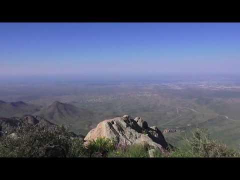 Climbing the Organ Needle - Organ Mountains National Monument, Las Cruces, NM