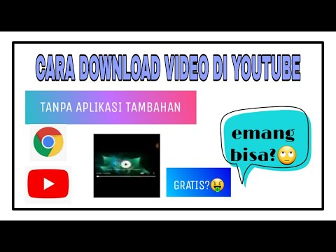 Cara Mendownload Video Di Youtube Menggunakan Andorid