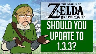 Cemu 1.11.0 | Should You Update to 1.3.3? | BotW (FPS++ Updated!)