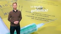 #kurzerklärt: Ist impfen gefährlich?