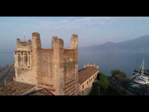 Torri Del Benaco, Lago Di Garda, Italy