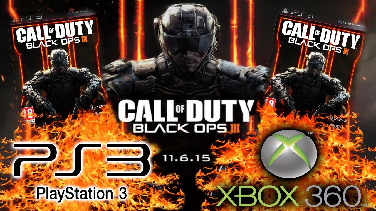Call Of Duty Black Ops 3 Posibilidad Para Ps3 Xbox360