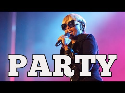 90'S & 2000'S R&B HIP HOP PARTY MIX ~ MIXED BY DJ XCLUSIVE G2B ~ Mary J. Blige, Beyonce & More