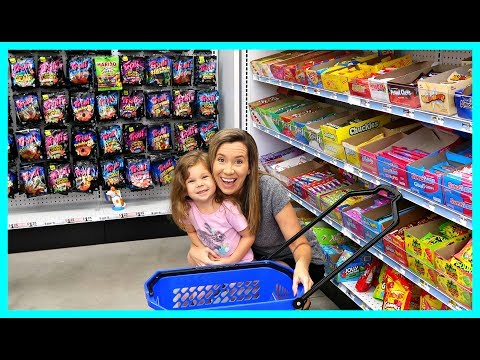 CANDY SHOPPING 🍭🍫🍬😛👍