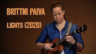 Brittni Paiva - Lights Remastered (HiSessions.com Acoustic Live!)