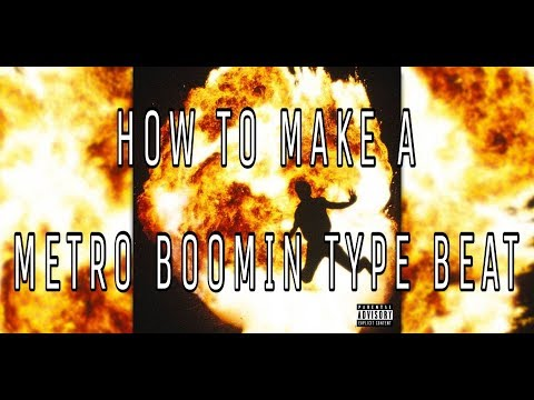 HOW TO MAKE A METRO BOOMIN TYPE BEAT - [NOT ALL HEROS WEAR CAPES] - (FL Studio Tutorial)