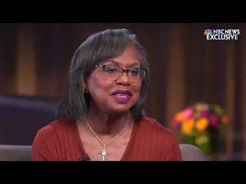 Anita Hill says 'of course' she could vote for Joe Biden