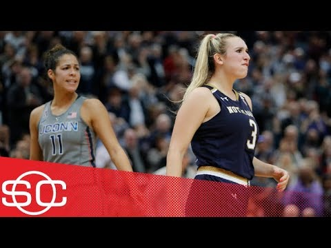 NCAA women's basketball: No. 1 seed UConn rolls to berth in Elite ...