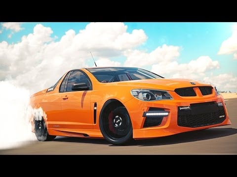 Drifting Around The Entire Map of Forza Horizon 3 | The Hardest Challenge