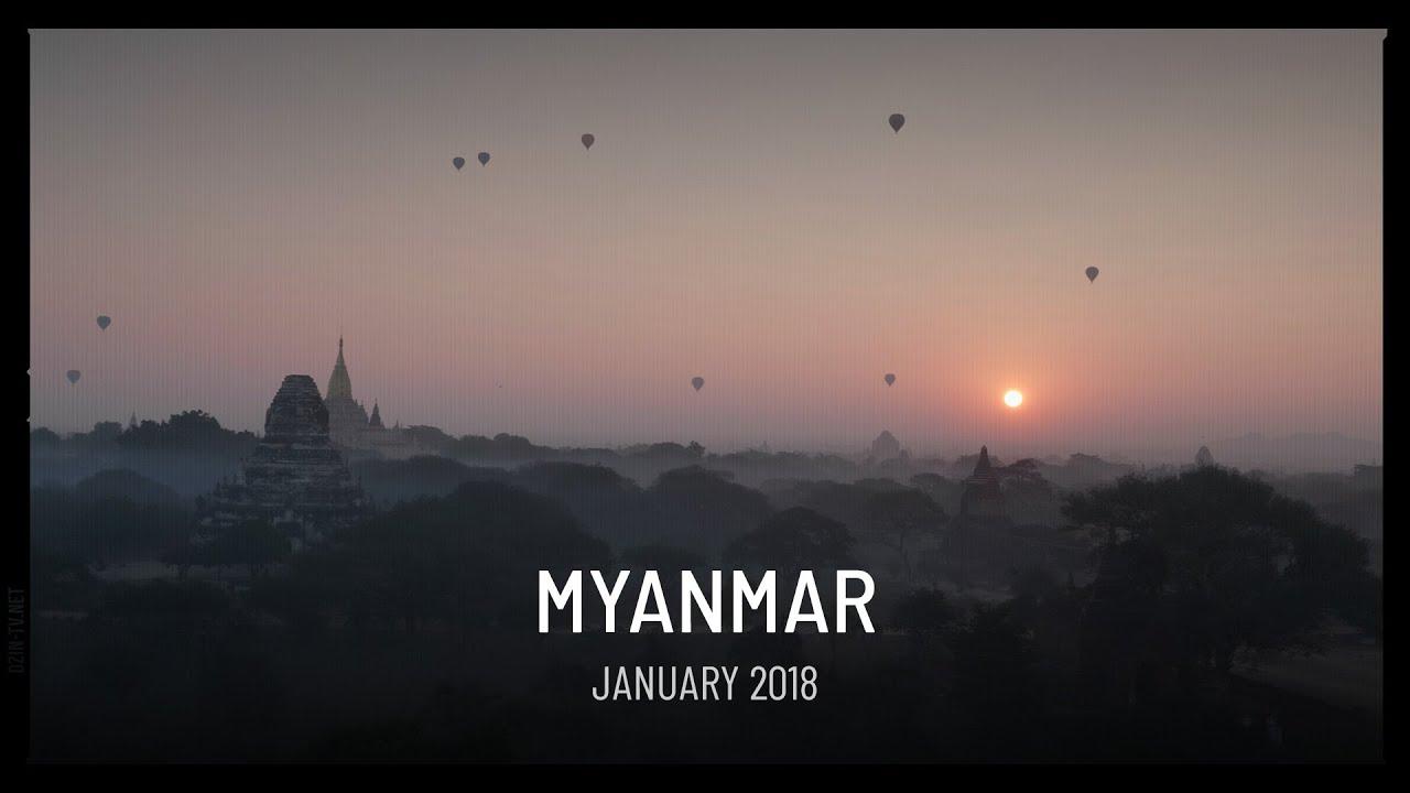 Myanmar 2018 Music Video Clip 4k Youtube