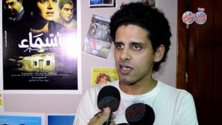 النجم حمدي الميرغني : لسه بتعلم ومسرح مصر من المشاريع النادرة