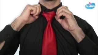 Repeat youtube video Wie bindet man eine Krawatte  - Der Eldredge-Knoten