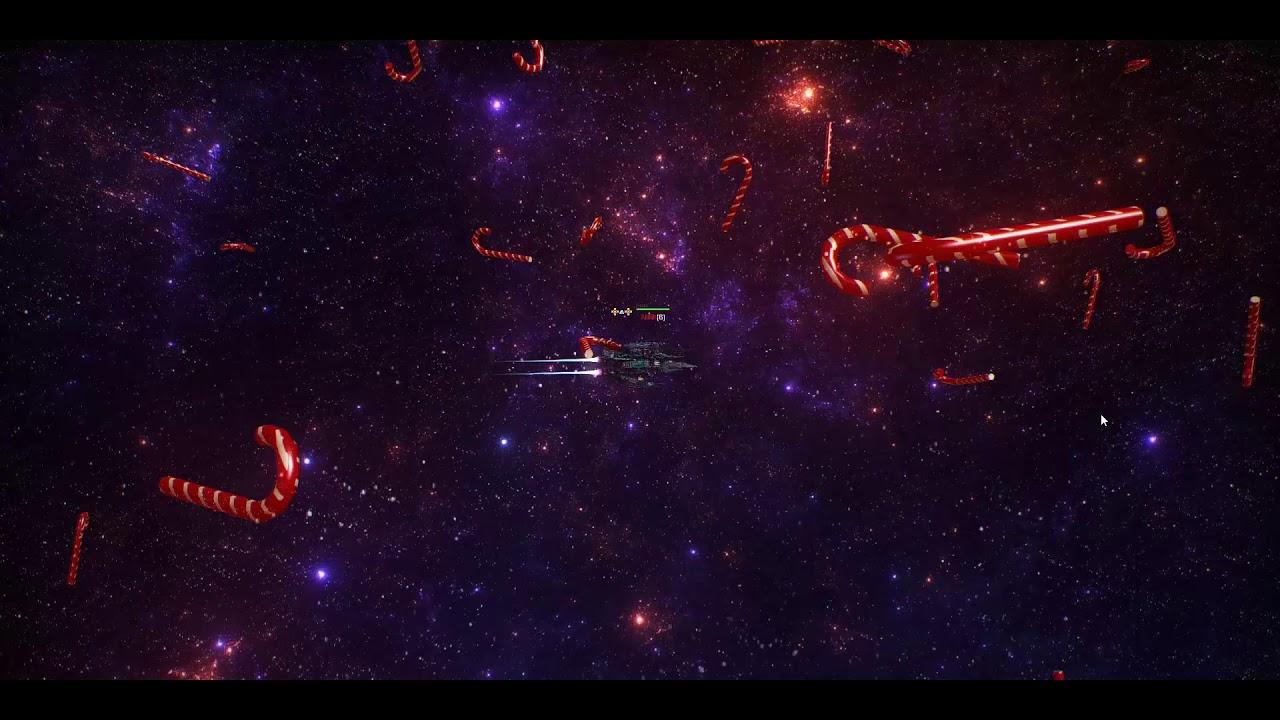 Darkorbit SVM | Teaser of the new year event