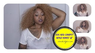 Isis  Red Carpet   Afro Kinky 12