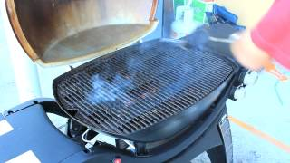 How To Clean A Weber Q Grill (part 2) - Amazon Outdoors