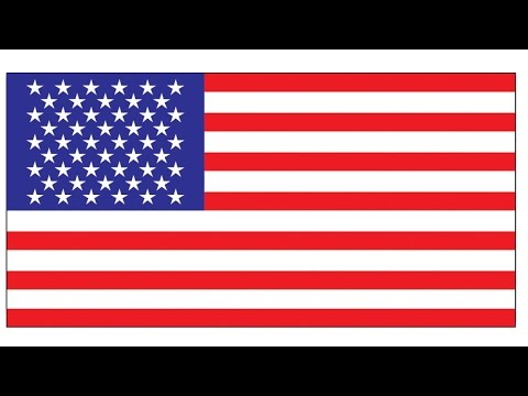 America - ASL Sign for United States