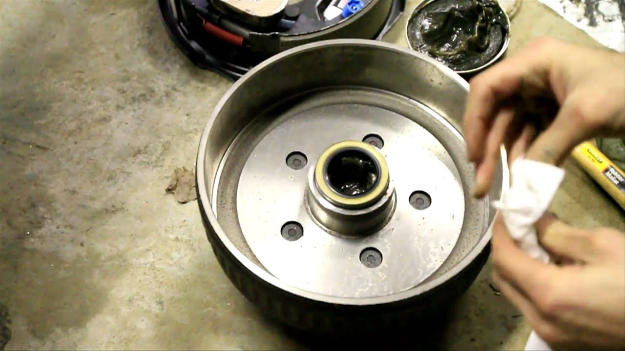 how to install trailer brakes [ 1280 x 720 Pixel ]