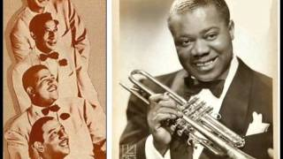 Louis Armstrong & The Mills Bros - Marie