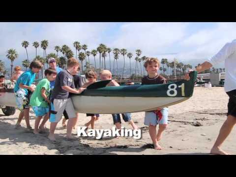 City of Santa Barbara Summer Camps