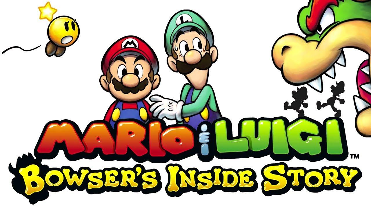 Tough Guy Alert Mario Luigi Bowser S Inside Story Youtube