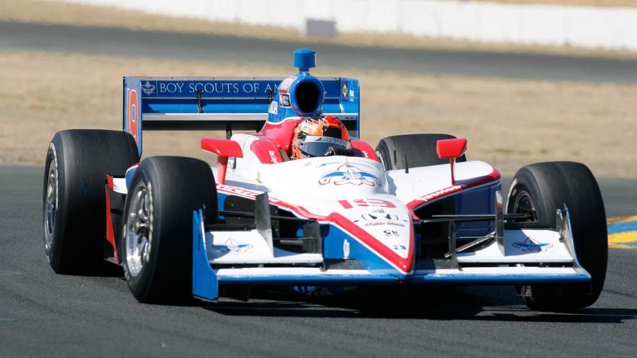 IndyCar Racing vs. NASCAR Racing - YouTube