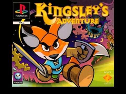 Kingsley's Adventure - 21 - Bad Custard