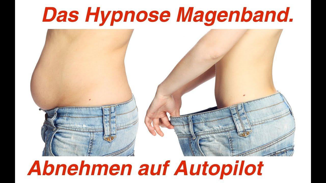 Hypnose Magenband Abnehmen mit Hypnose Magenband