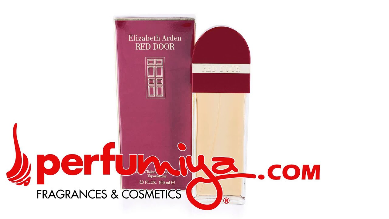 Red Door Perfume For Women By Elizabeth Arden From Perfumiya Youtube
