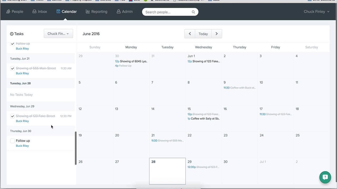 Follow Up Boss - FUB2 Demo
