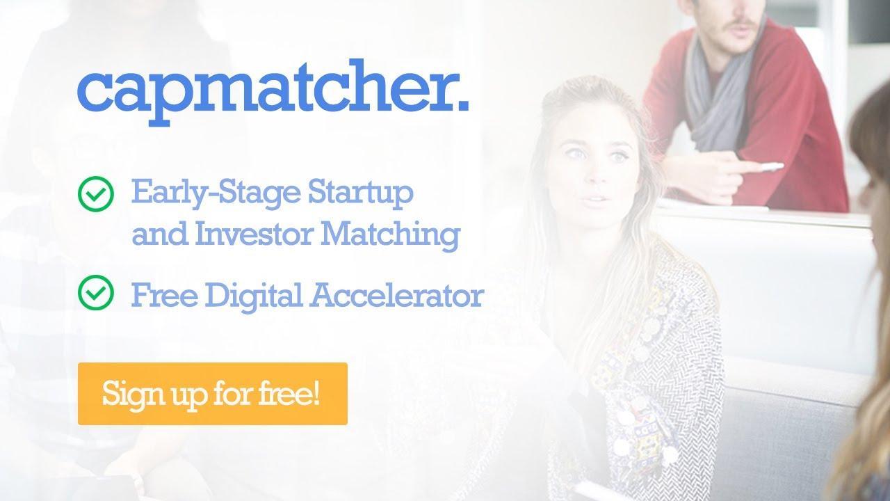 Download Startup-Investoren finden - Early Stage Startup und Investor Matchmaking mit Capmatcher.com