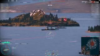 World of Warships Линкор Кайзер