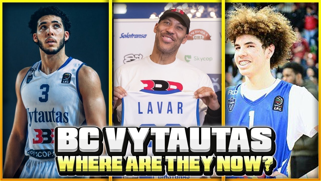Download What Happened To VYTAUTAS After The BALL BROTHERS Left Lithuania?