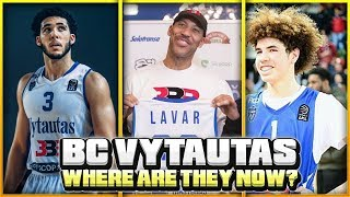 What Happened To VYTAUTAS After The BALL BROTHERS Left Lithuania?